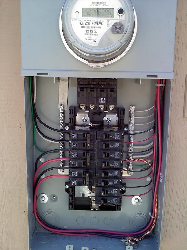 Magnificent Electrical Panel Upgrade Service Repair Wiring 101 Ferenstreekradiomeanderfmnl